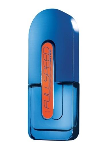 Avon Full Speed Nitro Erkek Parfüm Edt 75 Ml Renksiz